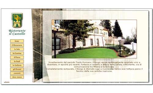 Ristorante Castello di Oggiona Santo Stefano