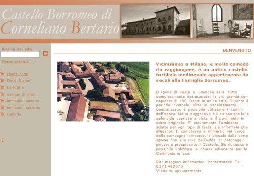 Castello di Corneliano