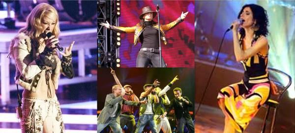 Anche i cantanti più famosi si esibiscono senza la Band quando occorre!